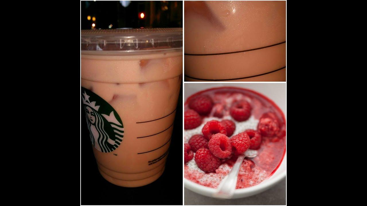 how to make milk tea at starbucks
