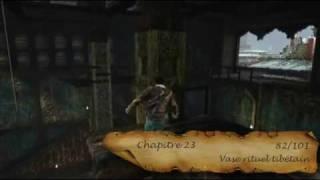 Uncharted 2 : -Liste des 101 trésors- Part3 (70-101)