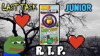 ЗАКРЫТИЕ ЛАСТ ТАСКА | Minecraft