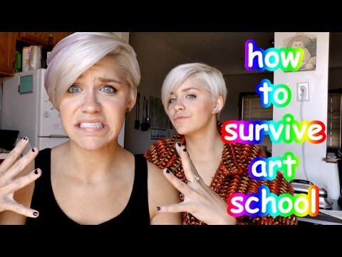 How to Survive Art School