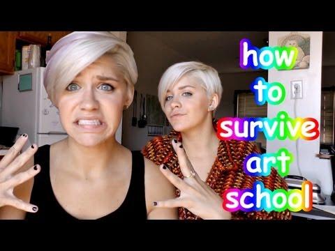 How to Survive Art School