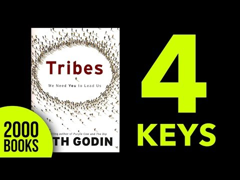 Seth Godin Tribes AudioBook summary and key ideas