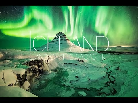 Iceland - Land Of The Sagas 4K