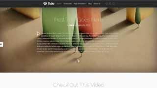 Fable Elegant Wordpress Theme Review