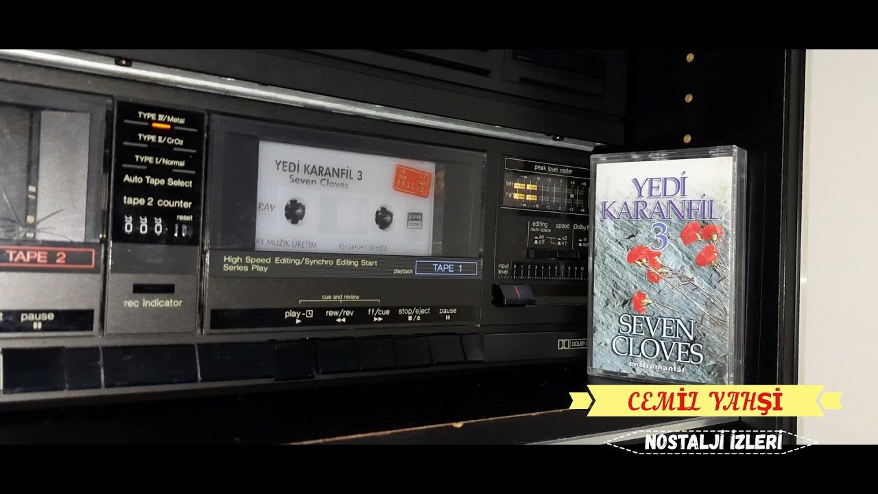 YEDİ KARANFİL 3 1995 GÖZLERİN (orijinal kaset kayıt)