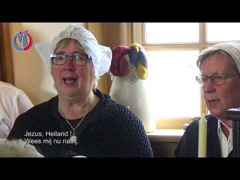 ZK-138 Samenzang liederen Johannes de Heer Bleskensgraaf
