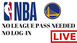How To Watch HD NBA Live for FREE!!! (RECOMMENDED)