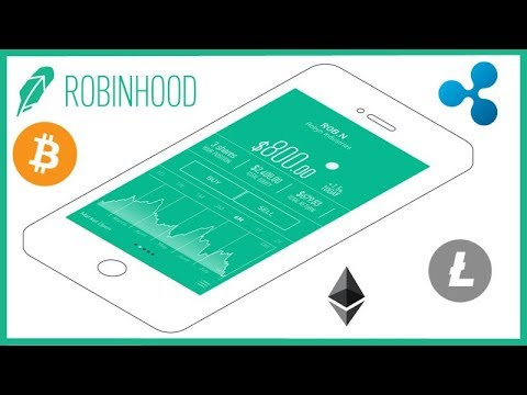 Online Brokerage Robinhood Will Offer Crypto Trading in February - Bitcoin, Ethereum & More