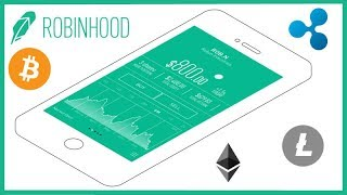 Can you invest in cryptocurrency on robinhood