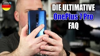 DIE ULTIMATIVE OnePlus 7 Pro FAQ