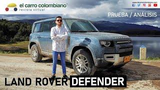 Land Rover Defender a prueba: ¡El todoterreno de siempre vuelve al ruedo!