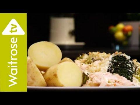 Salmon And Broccoli Bake | Waitrose