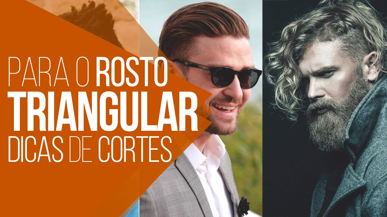 DicasMM - Cortes de Cabelo para ROSTO TRIANGULAR - YouTube c7830ce9ea