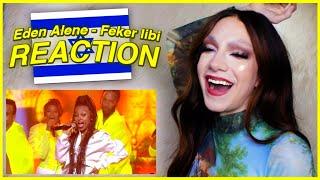 Israel | Eurovision 2020 Reaction | Eden Alene - Feker libi
