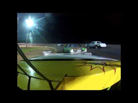 6-20-14 Lubbock Speedway Pure/Hobby Stock Feature