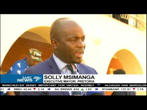 Mayor Msimanga on racism allegations at Pretoria High School for Girls