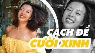 10 mẹo để có nụ cười duyên dáng ♡ Hana Giang Anh