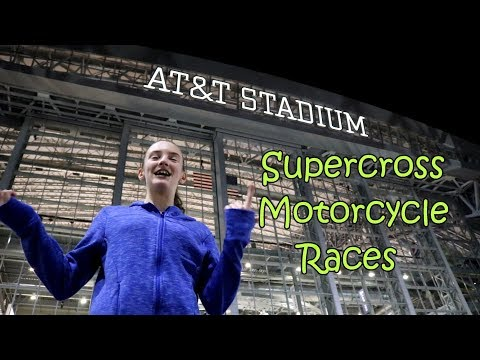 "#IAmACreator ""Wow Wow, What?"" Supercross Motorcycle Race 