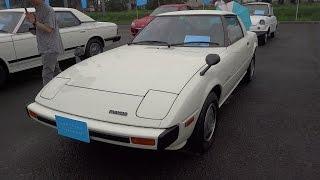 私の車ではありません。 初代 RX-7.