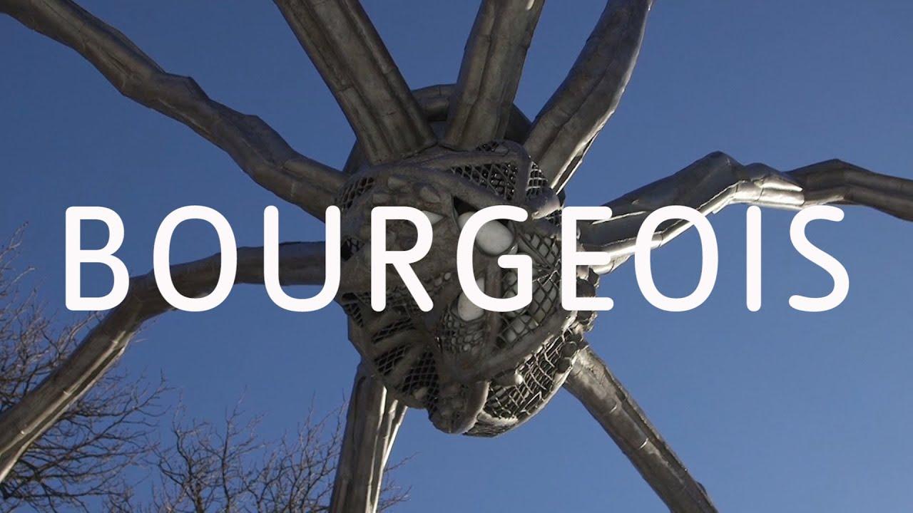 Louise Bourgeois – 'I Transform Hate Into Love' | TateShots