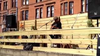 Chris Helme SeaHorses Live At The FAkTORY Westend Glasgow Acoustic