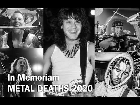 In Memoriam, Rock and Metal Deaths 2020 | BANGERTV