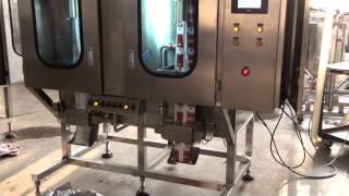 Розлив молока в пакеты(Двух поточный асептический автомат розлива молока в пакеты. www.faspack.ru., 2014-03-05T07:43:09.000Z)