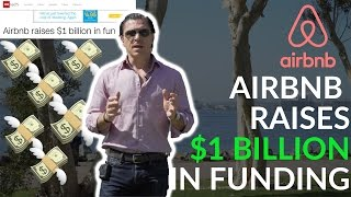 Gambar cover Airbnb News: Funding Round Closed $1 Billion at $30 Billion Valuation
