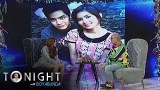 TWBA: Loisa Andalio reveals that she and Joshua Garcia are civil with each other