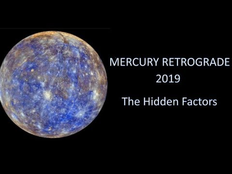 Mercury Retrograde 2019 - Find the hidden factors with Vedic Astrology Blog