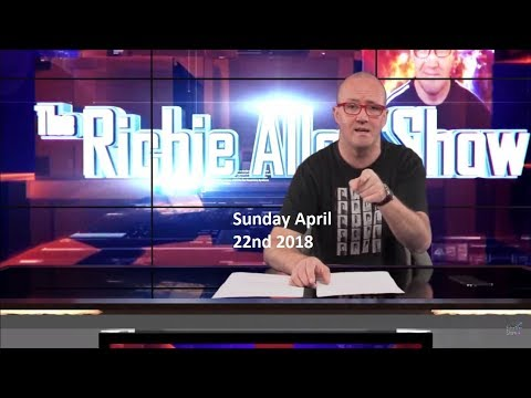 Sunday View On richieallen.co.uk For Sunday April 22nd 2018