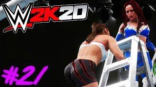 WWE 2K20 : Auf Rille zum Titel #21 - WICHTIGE NACHRICHT !! 😱🔥