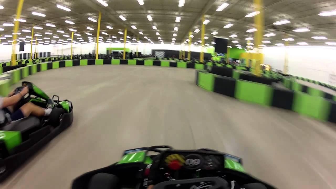 Speed Raceway Horsham Go Kart Track Tom Run 2