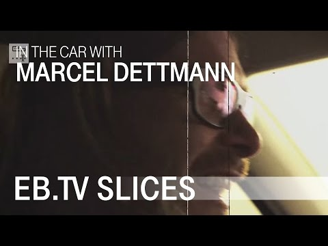 In the car with MARCEL DETTMANN (Slices Issue 1-13)