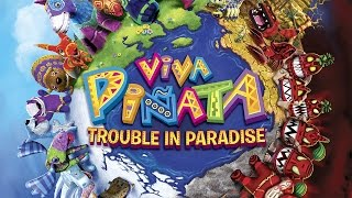 Viva Pinata: Trouble In Paradise - Xbox One Gameplay (360 Backwards Compatibility)