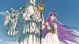 Saint Seiya Ending 1 en Español (Castellano)