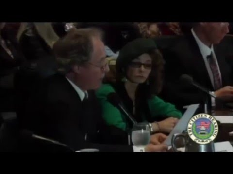 Grant Cameron - Clinton Administration Worked Toward Disclosure
