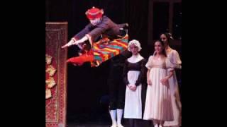 """04.Tchaikovsky, Suite da """"Lo Schiaccianoci"""" - Danza Russa (""""Trepak"""")"""