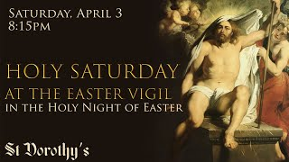 Easter Vigil on the Holy Night of Easter