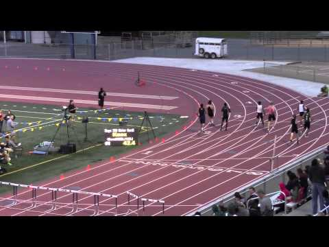 SJS D1 Championships - Boys 110m Hurdles, 300m Hurdles