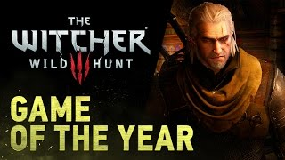 The Witcher 3: Wild Hunt || GAME OF THE YEAR Trailer by : The Witcher