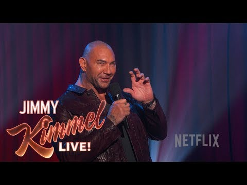 Woody and Wilcox - You've Got To See Dave Bautista's Netflix Comedy Special