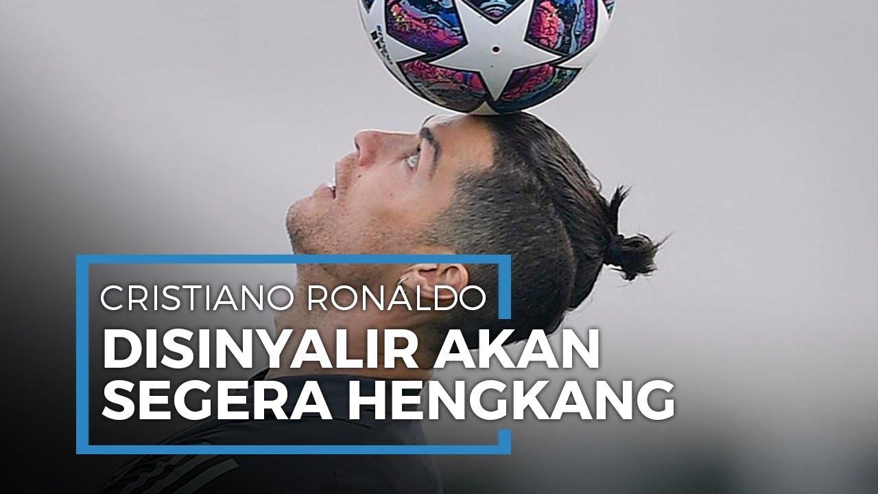 Juventus Takkan Buru Buru Panggil Cristiano Ronaldo Meski