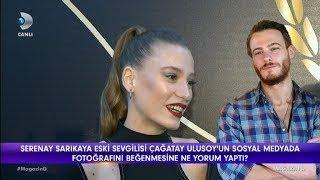 Serenay Sarıkaya ödül gecesine nasıl damga vurdu / Magazin D / 2 Mart 2018