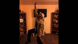 Freestyle dance to Katie Got Bandz - Make me rich; Twitter: @BeauRocMane