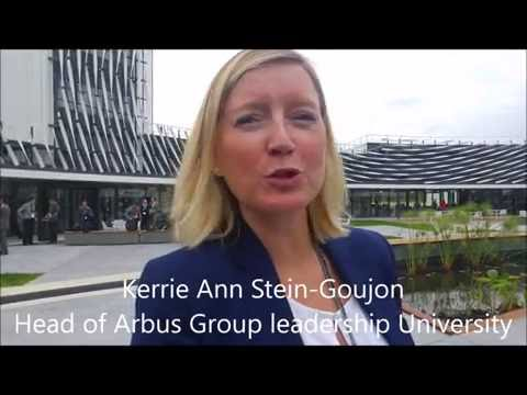 Airbus Group Leadership University   Toulouse campus inauguration