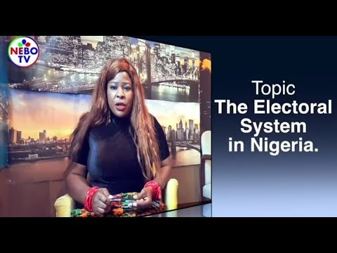 How To Run For Nigerian Presidency|| Political Positions & Electoral System In Nigeria
