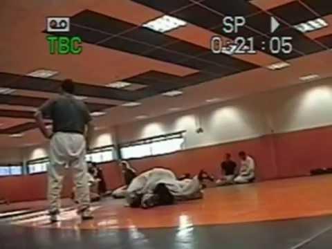 John Smith Oklahoma State University Wrestling Practice