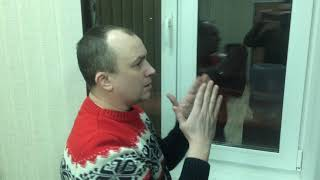 видео Почему промерзают пластиковые окна?