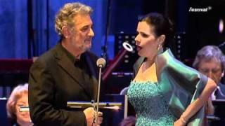 Wiesbaden 2007 - Placido Domingo & Ana Maria Martinez - Duo de Solea y Rafael (El Gato Montes)